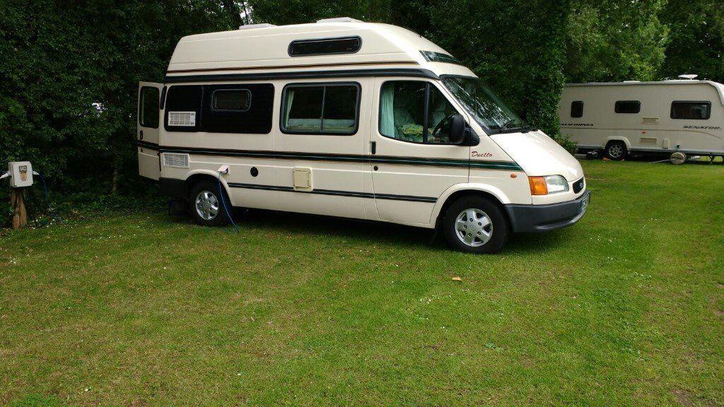 1997 ford camper van