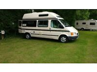 Ford Transit Autosleeper Duetto. 1997. Immaculate condition. New MOT, Low mileage, 2 berth campervan