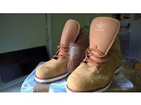 Mens 9.5 Adidas Boots Brand New