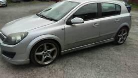 Vauxhall Astra 1.9 SRI Exterior Pack