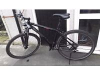 Second hand bike bicycle pushbike to sell Warrington. 28 inches wheels 18 inches frame