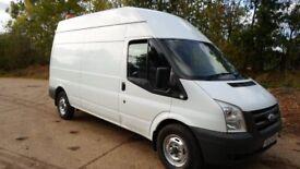 2010/10 Ford Transit 115 T350 LWB Hi Top 6 speed 2.4 Turbo Diesel **call 07956-158103**