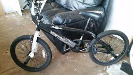 Bmx atyle bike