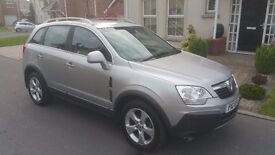 2008 VAUXHALL ANTARA 2.0 CDTI DIESEL 4X4, ONLY 33K, EXCELLENT CONDITION, LOADS OF EXTRAS! (NOT FORD)