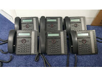 6 x LG Nortel 8820 IP Phones