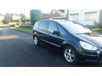 2009 FORD S-MAX TITANIUM 2.0 140 TDI 8 MONTHS MOT DRIVING BRILLIANTLY EXCELLENT CONDITION