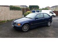 BMW 316i Compact 1.9 V Reg 1999