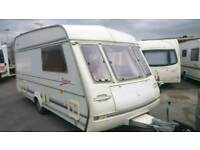 Compass 4 berth with awning