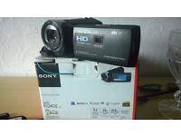 SONY HD CAMCORDER X54