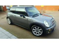 MINI COOPER S 2003 1.6L SUPERCHARGED