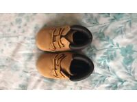 Baby unisex walker timberland boots