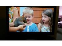 "42"" Panasonic Viera HD TV With remote. Good working order."