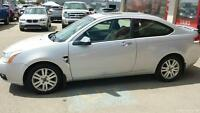 2008 Ford Focus 2dr Cpe  EVERYONE IS APPROVED