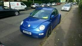 Volkswagen Beetle 2002 TDI