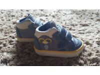 boys clarks shoes size 3f