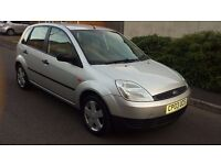 Ford Fiesta, 1.25 zetec, 2003, Mot December 2016, 2 former owners
