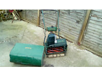 ATCO COMMODORE B17 SELF PROPELLED CYLINDER MOWER