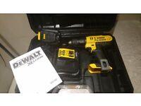 DeWalt Combi Drill XR