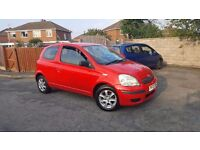 for SALE TOYOTA YARIS 03 REG