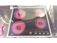**ZANUSSI**4 RING ELECTRIC HOB**COLLECTION\DELIVERY**NO OFFERS**MORE AVAILABLE**