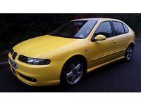 Seat leon Cupra 1.8T 20v Turbo 2004 facelift model 6 speed box