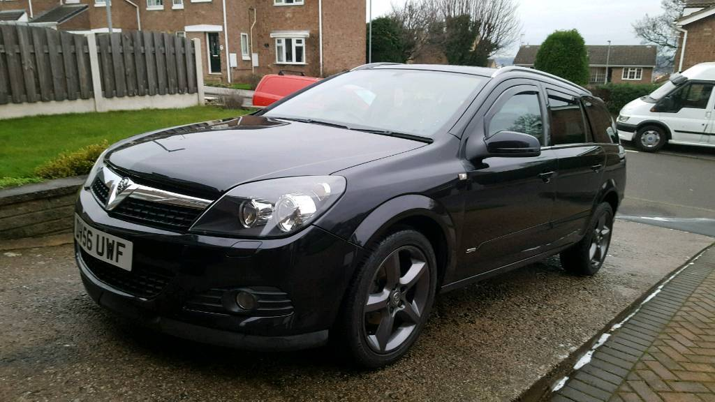 Vauxhall Astra Estate 1.7cdti SRI   in Rotherham, South ...
