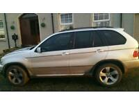 2002 BMW X5 D SPORT swap jeep. LANDROVER DISCOVERY. RANGE ROVER.4x4