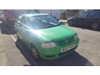 VW Polo 1.4 Petrol 5dr