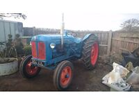 Fordson Major Good original condition