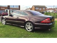 MERCEDES BENZ CL 600 V12 AMG OFFERS WELCOME !