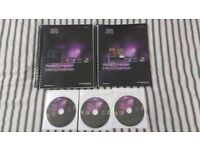 AVID Media Composer Editing and Effects Essentials 2015 with DVD's. Over £100 worth