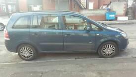 Vauxhall Zafira 1.6 16v Life