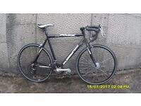 MUDDY FOX 14 SPEED RACING BIKE LIGHTWEIGHT LARGE 23in/58cm ALLOY FRAME V/CLEAN BIKE JUST SERVICED