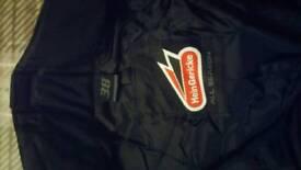 Motorbike winter jacket & trousers
