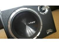 CBR Evo Vibe Subwoofer with Amplifier 1600W