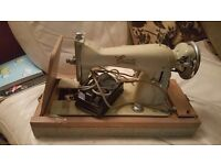 Sewing machine all working need gone