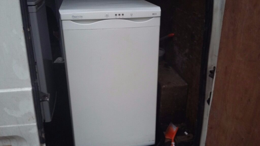 servis under counter freezerin Stockport, ManchesterGumtree - servis under counter freezer second hand all fully working clean inside and out had for 6 months reason for sale just upgraded to a new one and have no use for it can deliver for free if wanted