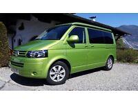 Volkswagen T5 2.0 T30 140 TDI SWB Campervan for sale