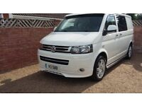 Beautiful 2011 Volkswagen Transporter T5 kombi! Genuine Low Mileage. NO VAT