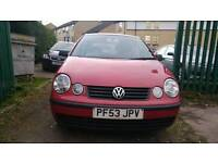 Volkswagen Polo 1.9 SDI Twist 5dr Excellent Drive. Hpi clear 2003 full service history.