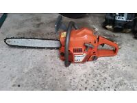 Husqvarna 141 petrol chainsaw