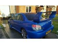 2006 subaru impreza wrx 2.5 turbo