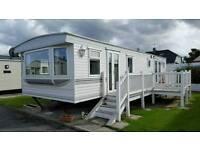 Cheap static caravan for sale off-site