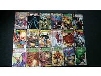 Marvel comics 2013