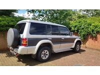 Mitsubishi pajero 2.8TD exceed 4X4 £900
