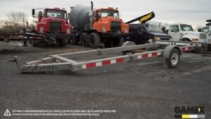 2011 GREGORY IMPACT ABSORBING TRAILER