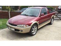 2004 proton jumbuck pickup 1.5 petrol 10 months m-o-t ready for work £1095 ovno