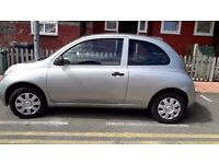 nissan micra automatic, low mileage only done 51900k , hpi clear