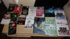 true life and horror books