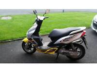 Yamaha jog rr 50cc moped not aerox speedfight sym zip typhoon sr runner stalker Ice